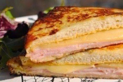 Сендвичи «Монте Кристо»