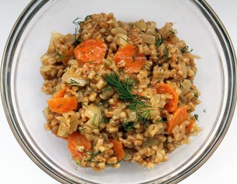 Рецепты с перловкой вторые блюда для похудения